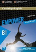 Cambridge English Empower: Pre-intermediate - Student's Book - Adrian Doff, Craig Thaine, Herbert Puchta, Jeff Stranks, Peter Lewis-Jones, Graham Burton