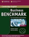 Business Benchmark: Pre-intermediate to Intermediate - Student's Book - Norman Whitby