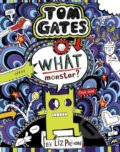 Tom Gates 15: What Monster? - Liz Pichton