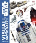 Star Wars: The Complete Visual Dictionary - Pablo Hidalgo, James Luceno, Ryder Windham a kol.