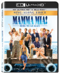 Mamma Mia! Here We Go AgainUltra HD Blu-ray - Ol Parker