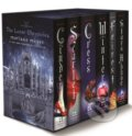The Lunar Chronicles (Boxed Set) - Marissa Meyer