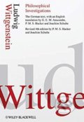Philosophical Investigations - Ludwig Wittgenstein