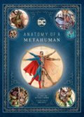 Anatomy of a Metahuman - S.D. Perry, Matthew Manning, Ming Doyle (ilustrácie)