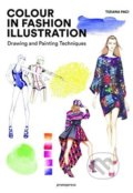 Colour in Fashion Illustration - Tiziana Paci
