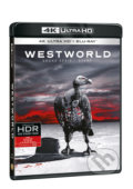 Westworld 2. série Ultra HD Blu-ray - Richard J. Lewis, Vincenzo Natali, Lisa Joy, Craig Zobel, Tarik Saleh, Nicole Kassell, Uta Briesewitz, Stephen Williams, Frederick E.O. Toye