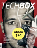 TECHBOX jeseň 2018 + TECHBOX jar 2018 -