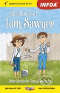 Adventures of Tom Sawyer / Dobrodružství Toma Sawyera - Mark Twain