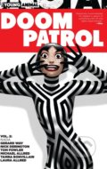 Doom Patrol (Volume 2) - Gerard Way, Nick Derington (ilustrácie)