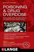 Poisoning and Drug Overdose - Kent Olson, Ilene Anderson a kol.