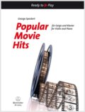 Popular Movie Hits for Violin and Piano - George  Speckert