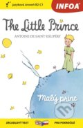 The Little Prince / Malý princ - Antoine de Saint-Exupéry