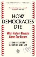How Democracies Die - Steven Levitsky