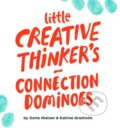 Little Creative Thinker's Connection Dominoes - Dorte Nielsen, Katrine Granholm