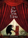 The Bear and the Piano - David Litchfield