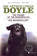 The Hound of the Baskervilles/Pes baskervillský - Arthur Conan Doyle