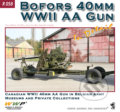 Bofors 40mm WW II. AA gun - Jan Horák