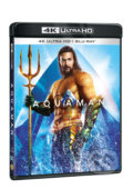 Aquaman Ultra HD Blu-ray - James Wan