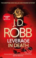 Leverage in Death - J.D. Robb