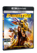 Bumblebee Ultra HD Blu-ray - Travis Knight