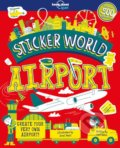 Sticker World: Airport -