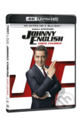 Johnny English znovu zasahuje Ultra HD Blu-ray - David Kerr