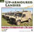 Up-Armoured Landies In Detail - Aleš Kautský