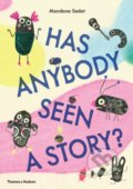 Has Anybody Seen a Story - Mandana Sadat