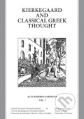 Kierkegaard and Classical Greek Thought -