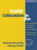 English Collocations in Use - Michael McCarthy, Felicity O´Dell