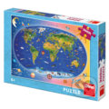 Mapa The World -