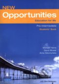 New Opportunities - Pre-Intermediate - Student´s Book - M. Harris