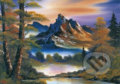 Mountain Splendor - Bob Ross