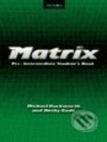 Matrix - Pre-Intermediate - CD