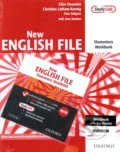 New English File - Elementary - Workbook + CD -