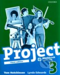 Project 3 - Workbook with CD-ROM - Tom Hutchinson, Lynda Edwards