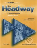 New Headway - Pre-Intermediate - Teacher's Book - John Soars, Liz Soars