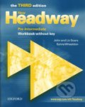 New Headway - Pre-Intermediate - Workbook without key - Liz Soars, John Soars