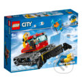 LEGO City 60222 Ratrak -