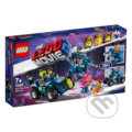 LEGO Movie 70826 Rexov Rextrémny teréniak! -
