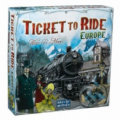 Ticket to Ride Europe - Alan R. Moon