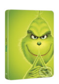 Grinch Steelbook - Yarrow Cheney