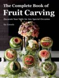 Complete Book of Fruit Carving - Rie Yamada