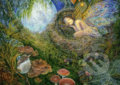 Josephine Wall: Fairy Nest IV -