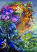 Josephine Wall: The Three Graces III -