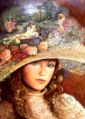 Josephine Wall: Grandmothers Hat -