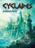 Cyclades: Monuments - Bruno Cathala, Ludovic Maublanc