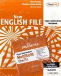 New English File - Upper-intermediate - Workbook with Multirom pack - Kolektiv autorů
