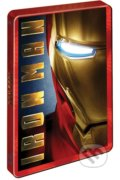 Iron Man (Steelbook: 2 DVD) - Jon Favreau