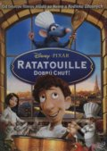 Ratatouille - Dobrú chuť! - Brad Bird, Jan Pinkava